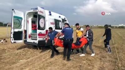 Karaman'da 2 genç mısır tarlasında baygın halde bulundu