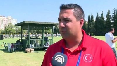 Okçuluk: Türkiye Şampiyonası - ANTALYA