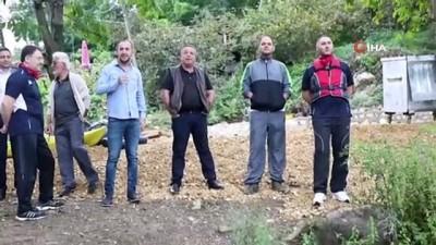 Ordulu kanocular Gaga Gölü'nde buluştu