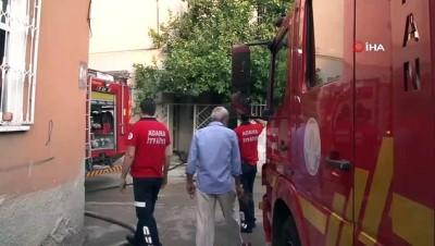 elektrikli bisiklet -  3 kişiyi öldüren zanlının 3 katlı evini yaktılar