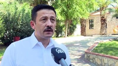 AK Parti'de teşkilat eğitimi başlıyor - İZMİR