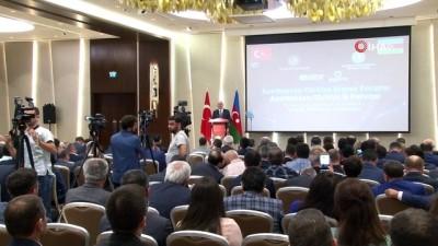 ticaret anlasmasi -  - Bakü'de Azerbaycan-Türkiye İş Forumu düzenlendi
