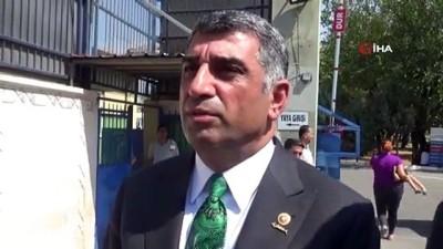 siyasi partiler -  CHP milletvekili Erol, terör saldırısında yaralananları hastanede ziyaret etti