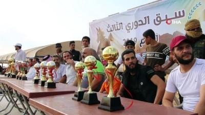 - El Bab'da At Yarışı Coşkuyla ndi