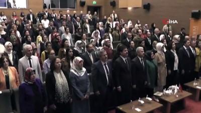 Kadem Başkan Yardımcısı Sümeyye Erdoğan: 'Tarihsel süreklilik insanlık mirasıdır'