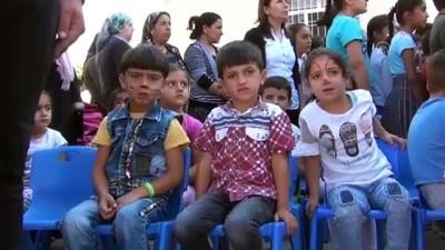 Midyat'ta 2019-2020 eğitim öğretim yılı törenle kutlandı - MARDİN