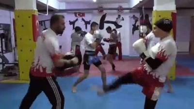 Milli kick boksçudan 3,5 yılda 15 madalya - KONYA