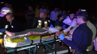 yasam mucadelesi -  - Mutlu aile fotoğrafını acıya çeviren kazadan ölüm haberi geldi