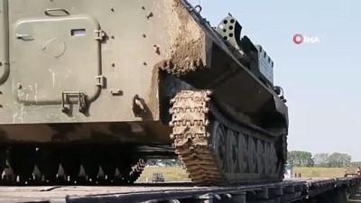 - Rusya'da 'Orta Asya'nın güvenliği' için dev tatbikat başladı