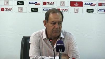 Yukatel Denizlispor - Konyaspor maçının ardından - DENİZLİ