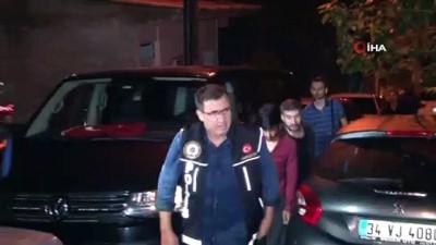 Zehir tacirlerine şafak operasyonu: 35 kişi gözaltına alındı