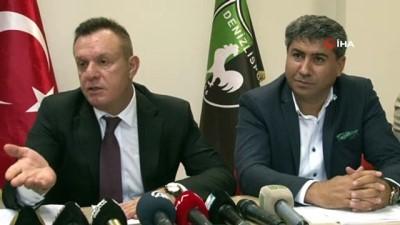 Ali Çetin: 'Denizli Spor Koleji'ni yeniden açmak istiyoruz' Haberi