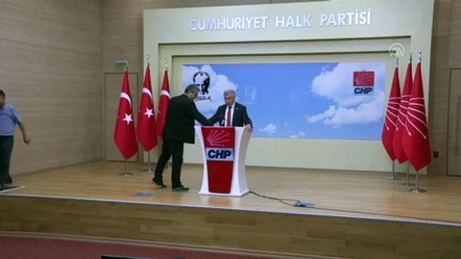 turkiye - CHP Genel Başkan Yardımcısı Ünal Çeviköz: Endişeliyiz