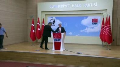 suriye - CHP Genel Başkan Yardımcısı Ünal Çeviköz: Endişeliyiz