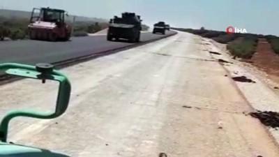 Hatay'da zırhlı araç ve komando sevkiyatı Haberi