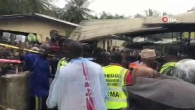 - Liberya'da okulda yangın: 25 çocuk öldü