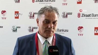 Muğlaspor Başkanı Erol Kapiz: 'Bursaspor'u en iyi şekilde ağırlayacağız' Haberi