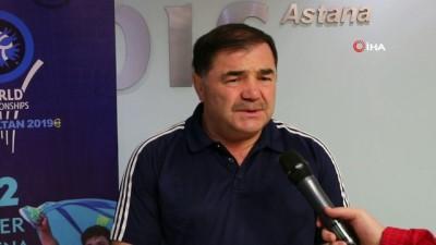 Musa Aydın: 'Olimpiyatlarda başarılı olacağız' Haberi