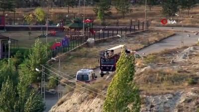 Sivas'ta kayalıklarda intihar girişimi Haberi