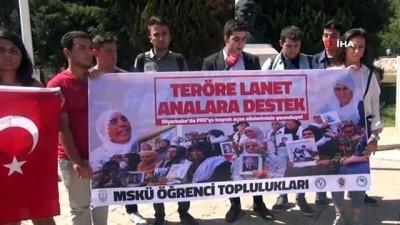Üniversitelilerden Diyarbakır annelerine destek Haberi