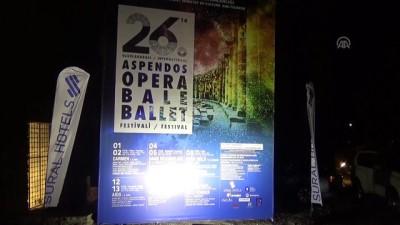 26. Uluslararası Aspendos Opera ve Bale Festivali sona erdi - ANTALYA Video