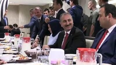 bakanlik - Adalet Bakanı Gül: 'Sözleşmelilerin kadroya geçmesi için çabalarımızı sürdüreceğiz' - SAMSUN