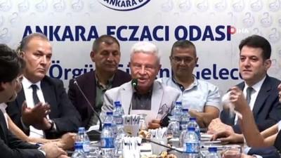 devir teslim -  Ankara Eczacı Odası yönetimi değişti