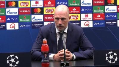 Club Brugge - Galatasaray maçının ardından - Club Brugge Teknik Direktörü Clement - BRUGGE Video