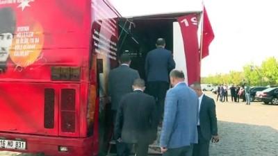 sosyal sorumluluk - Gezici 'Çanakkale Şehitleri' müze otobüsleri Türkiye turunda - KOCAELİ