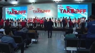 teknoloji - Take Off İstanbul Uluslararası Girişim Zirvesi ödül töreni - İSTANBUL