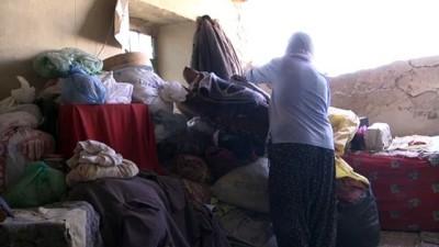 Yıkık evde yaşayan kadının çilesi sona eriyor - ELAZIĞ