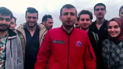 ziyaretciler - Bayraktar'dan TEKNOFEST'e davet - İSTANBUL