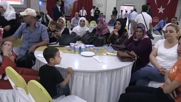 muhabbet - Cumhurbaşkanı Erdoğan'ın girişimiyle husumetli aileler barıştı - DİYARBAKIR