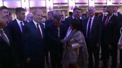 """milyar dolar -  Cumhurbaşkanı Yardımcısı Fuat Oktay: """"Doğu Akdeniz bölgesinde barış ve istikrardan yana duruşumuzu sürdüreceğiz"""""""