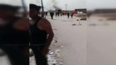 -Deyrizor'da Esad Rejimine Karşı Protesto: 2 Ölü