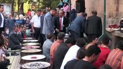Özhaseki, '40 Hatimli Şifalı Aşure' etkinliğine katıldı - AFYONKARAHİSAR
