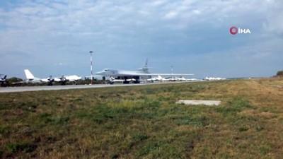 - Rus Uçaklarını F-16'lar 7 Saat Boyunca Takip Etti