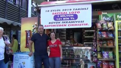 yerel gazete -  Sayısal Loto ikramiyesi Ayvalık'a çıktı, kazanan talihlinin kim olduğu merak konusu
