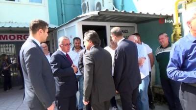 makam araci -  TCDD Genel Müdürü Uygun, Bilecik'te acılı ailelere başsağlığı diledi