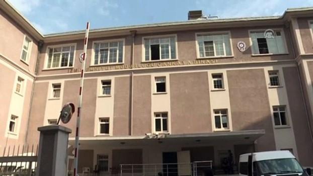 memur - Terör örgütü DEAŞ'ın infaz timi mensubu adliyeye sevk edildi - İZMİR