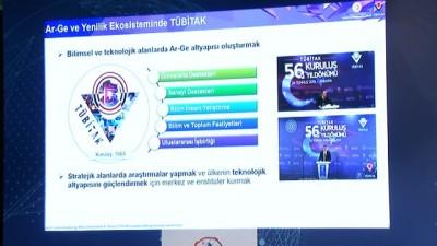 teknoloji - TÜBİTAK Başkanı Prof. Dr. Hasan Mandal - İSTANBUL