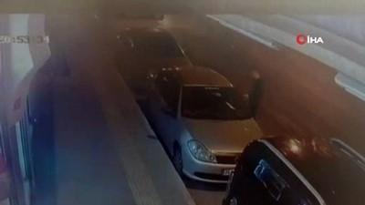 kiz kardes -  Arnavutköy'de ailesini öldüren zanlının olaydan sonraki görüntüleri ortaya çıktı