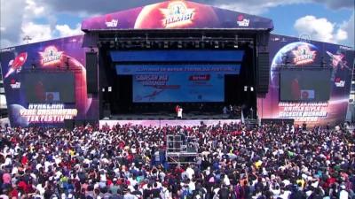 iletisim - Cumhurbaşkanı Erdoğan TEKNOFEST İstanbul ödül törenine katıldı (1) - İSTANBUL