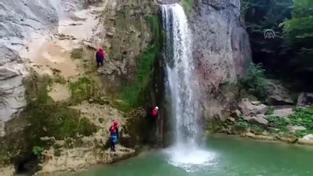 ziyaretciler - Karadeniz'in 'saklı güzelliği' Ilıca Şelalesi - KASTAMONU