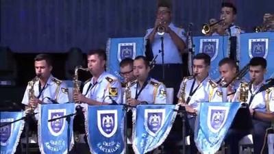 iletisim - TEKNOFEST - Hava Kuvvetleri Komutanlığı Cazın Kartalları Orkestrası konseri - İSTANBUL