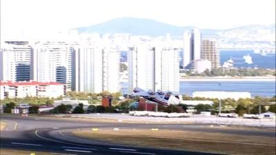 iletisim - TEKNOFEST İstanbul - Rus yangın söndürme uçağı Be-200 ES - İSTANBUL
