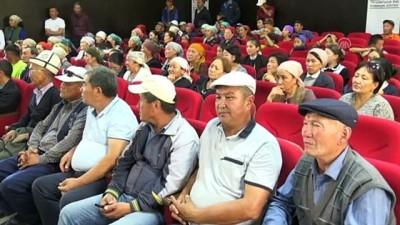 bagimsizlik - TİKA'nın Kırgızistan'a desteği sürüyor - TALAS