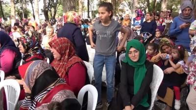 mustesna -  Yahşihan'da 10 bin kişiye aşure ikram edildi