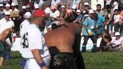 4. Yuntdağı Yağlı Güreşleri sona erdi - MANİSA