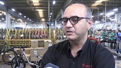 elektrikli bisiklet - Bisiklet ihracatına 'elektrikli' destek - MANİSA